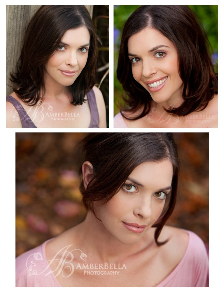 Katie's headshot images