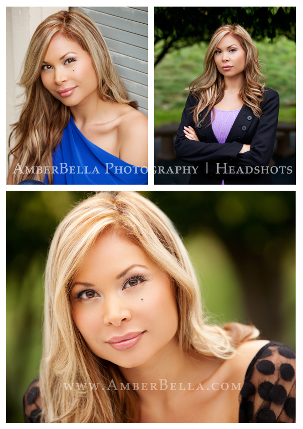 AmberBella Photography select photos from recent headshot photo session. Photographer Amber Carroll